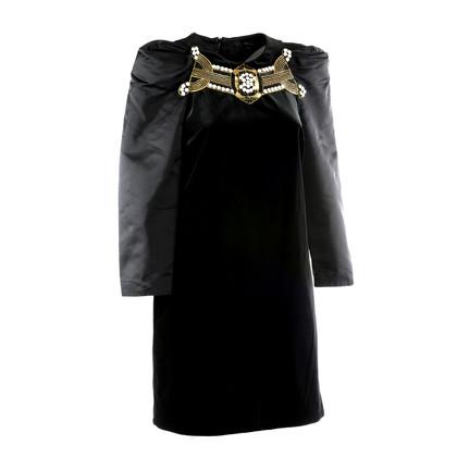 Gucci Samt-Kleid
