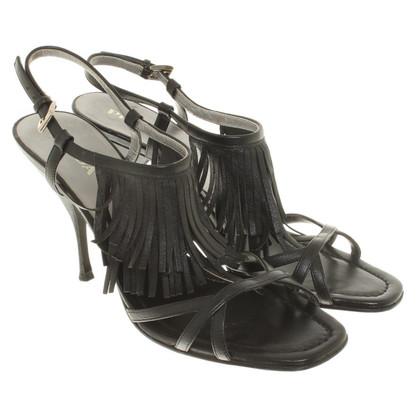 Prada Sandals in black