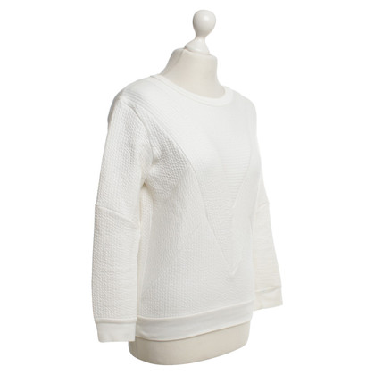 Sandro Cream colored sweatshirt