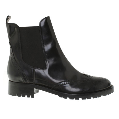 Strenesse Chelsea Boots im Budapester-Look
