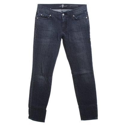 "7 For All Mankind Jeans ""Gwenevere"" in Blue"
