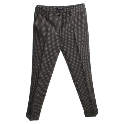 Etro trousers with woven pattern