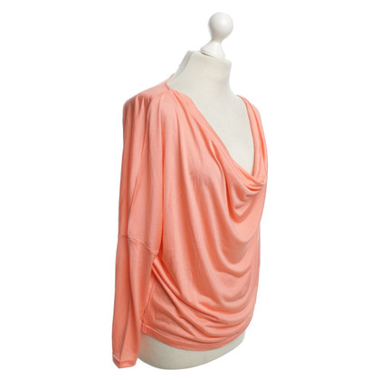 Patrizia Pepe Top in Apricot