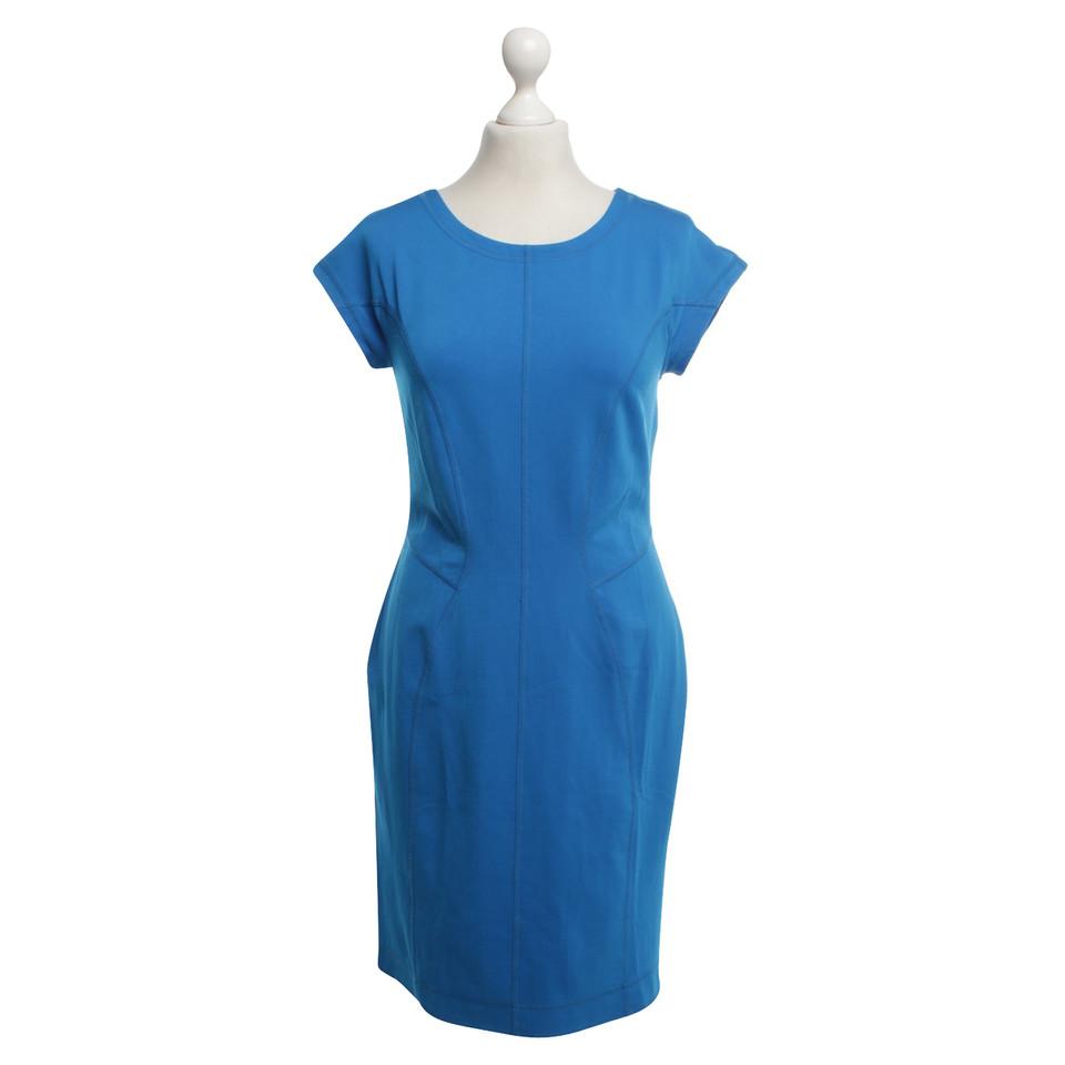 marc cain kleid in blau second hand marc cain kleid in blau gebraucht kaufen f r 150 00. Black Bedroom Furniture Sets. Home Design Ideas