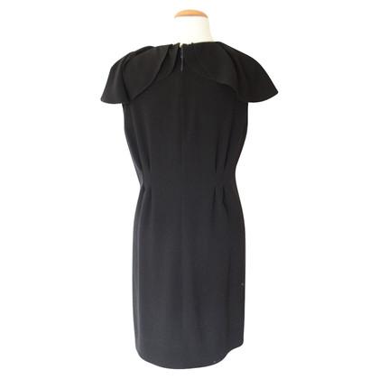 Prada Dress with cape sleeves