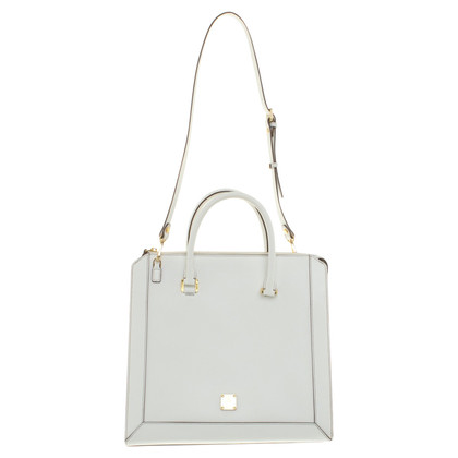 MCM Tote Bag in white