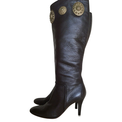 Roberto Cavalli High boots Roberto Cavalli on heels