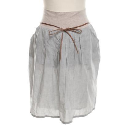 Fabiana Filippi skirt in grey