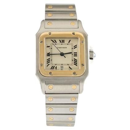 "Cartier Clock ""Santos"""