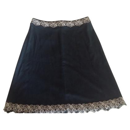 Mariella Burani skirt in blue