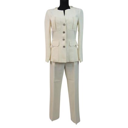 Hermès Pantsuit linen