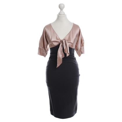 Diane von Furstenberg Wool/silk evening dress