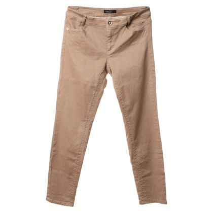 Marc Cain Pants in Brown/grey