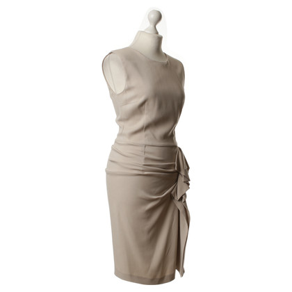 D. Exterior Dress in beige