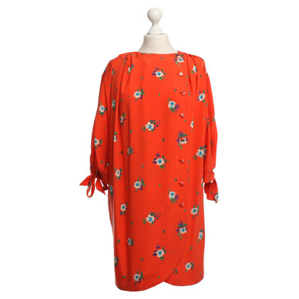 Emanuel Ungaro Dress with floral pattern