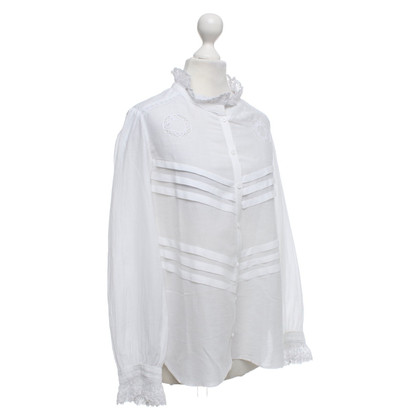 Zadig & Voltaire Blouse in white
