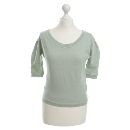 Marni Top in pastel groen
