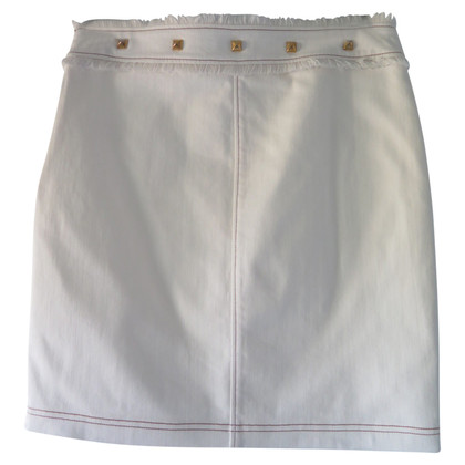 Other Designer Albiconde - denim skirt in cream