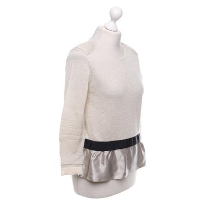 Dorothee Schumacher Sweater in crème
