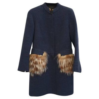 c1c2e9c5119e37 Fendi Giacche e cappotti di seconda mano: shop online di Fendi ...