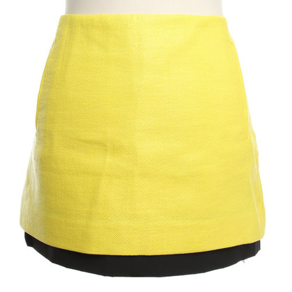 Diane von Furstenberg Skirt in yellow