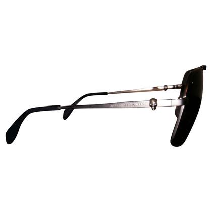 Alexander McQueen zonnebril