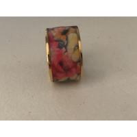 Carolina Herrera Ring with flower motif