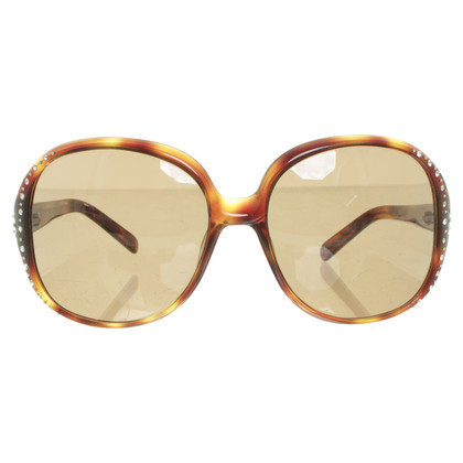 La Perla Sunglasses with semi-precious stones