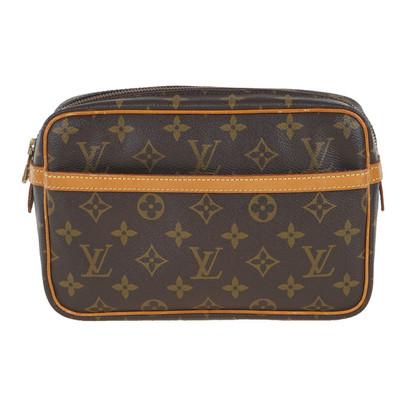 """Louis Vuitton """"Pochette Compiegne Monogram Canvas"""""""