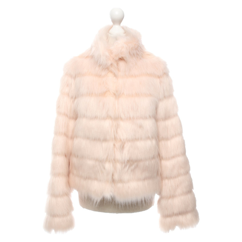 Guess JackeMantel in Rosa Pink Second Hand Guess Jacke