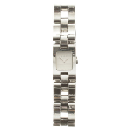 Gucci Silver tone Bracelet Watch