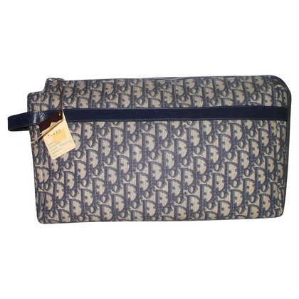 Christian Dior Cosmetic bag with logo pattern