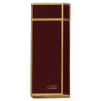 "Cartier Lighter ""Les Must De Cartier"""
