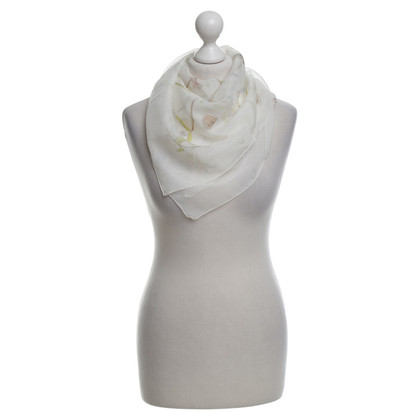 Hermès Silk scarf with print motif