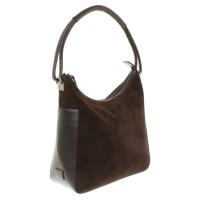 Gucci Handtasche aus Wildleder