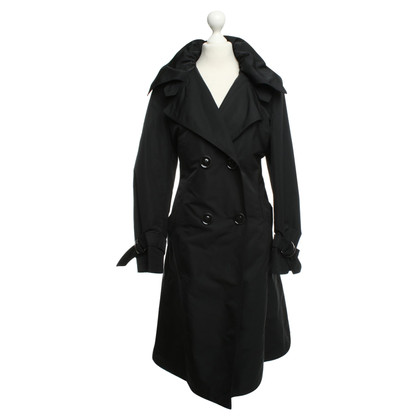 Basler Trench coat in black