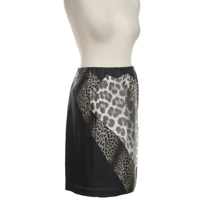 Dries van Noten skirt with pattern