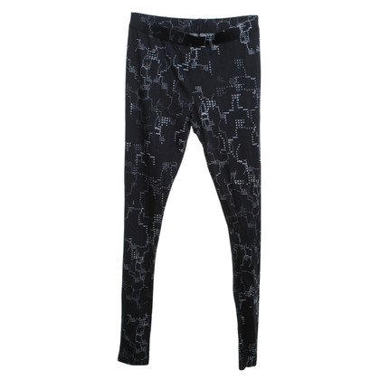 Maison Martin Margiela Leggings in Schwarz