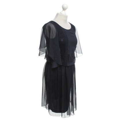 Twin-Set Simona Barbieri Dress in dark blue