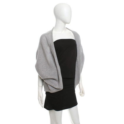 Hemisphere Cardigan in grey