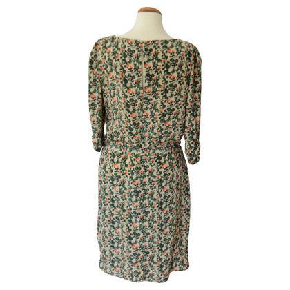 Paul & Joe Silk dress with belt