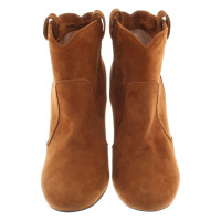 Laurence Dacade Ankle boots from suede