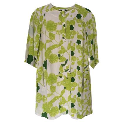 Diane von Furstenberg zijden jurk
