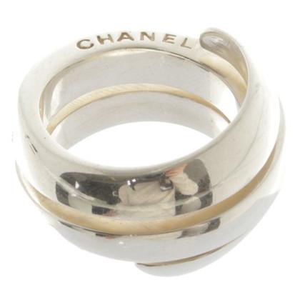 Chanel Ring aus Silber