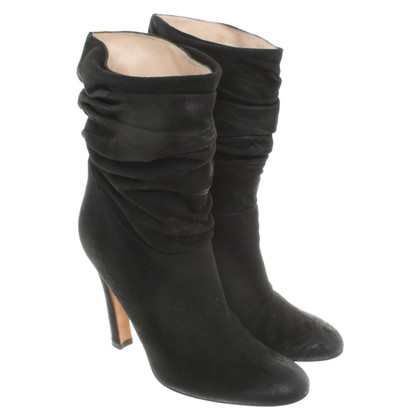 Manolo Blahnik Boots in black