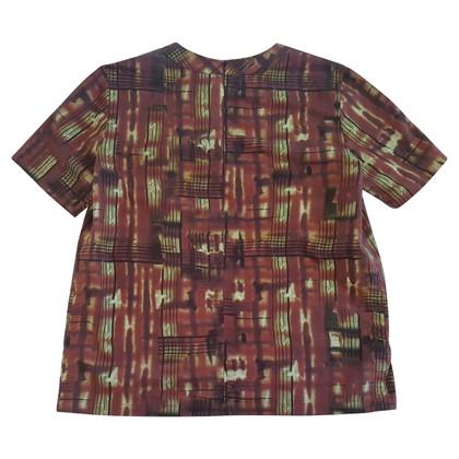 Marni Bluse mit Muster