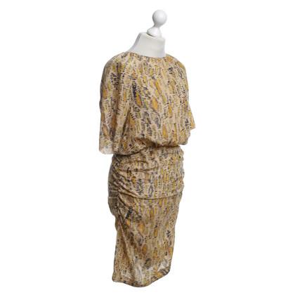 Twenty8Twelve zijden jurk met patroon