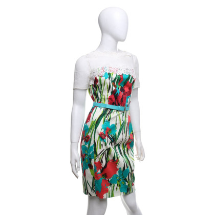 Blumarine Dress with floral print