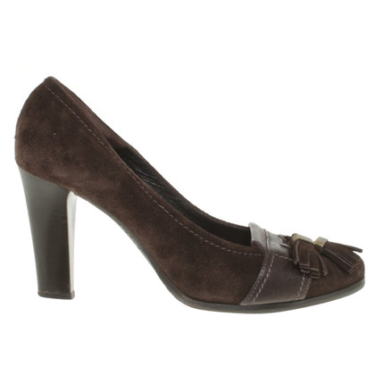 Konstantin Starke pumps from suede