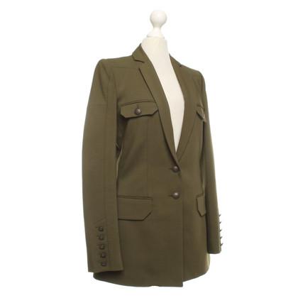 Roberto Cavalli Military-style blazer